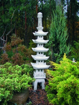 Beton art design onlineshop f r gartenfiguren for Japanische gartendekoration